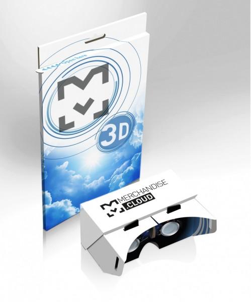 VR-Brille aus Karton