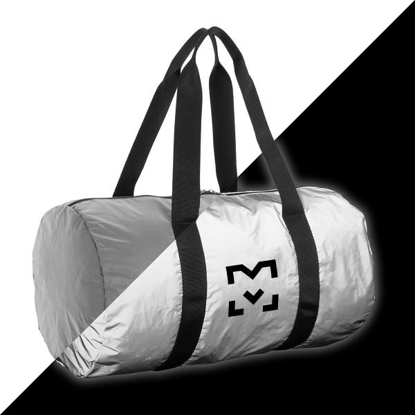 Reflektierende Sporttasche