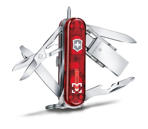 Victorinox Midnite Manager@Work mit 3.0/3.1 USB-Stick