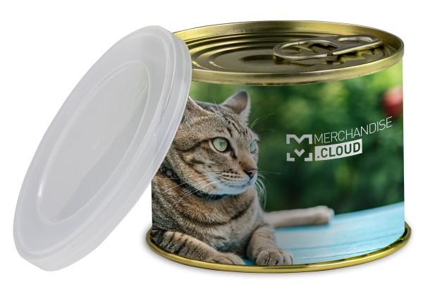Leckerli-Konserve Katze
