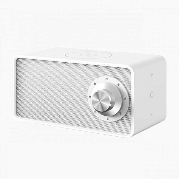 White Noise Speaker & Wireless Charger