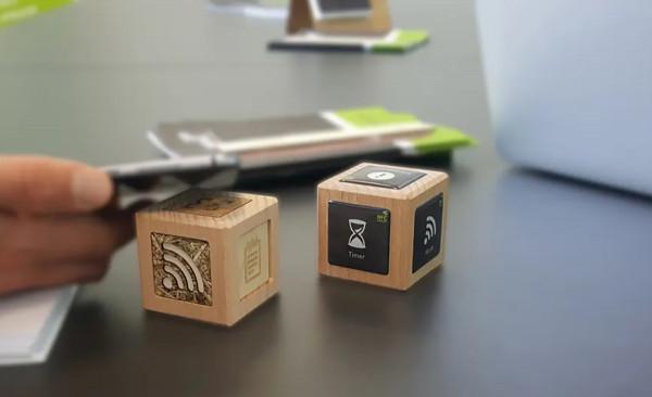 NFC Cubes