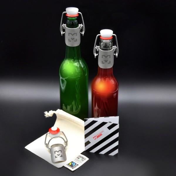 CLYP - nachhaltiger Flaschenverschluss