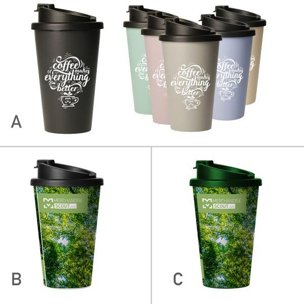 BIO Kaffeebecher Varianten