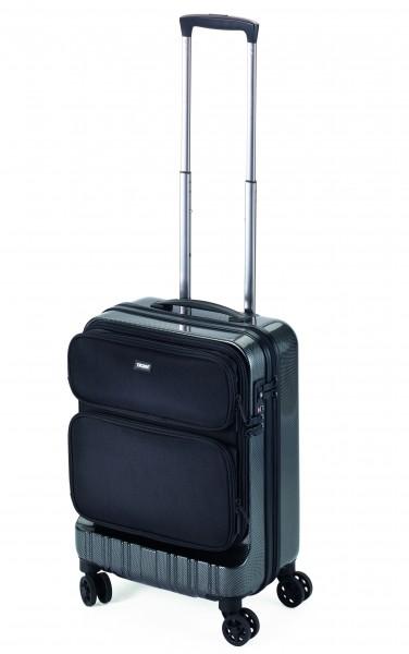 TROIKA Business-Trolley mit TSA-Schloss