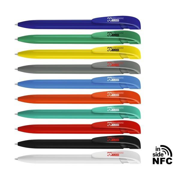 Antibakterieller NFC Kugelschreiber