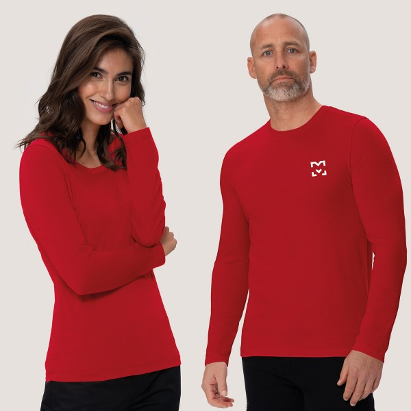 Langarm T-Shirt Mikralinar®