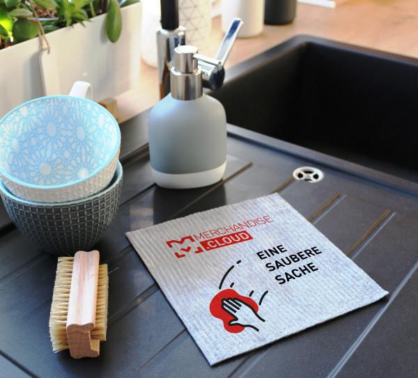 Nachhaltige Schwammtücher / Wischtücher